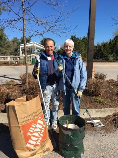 Waterfront Cleanup blog picture